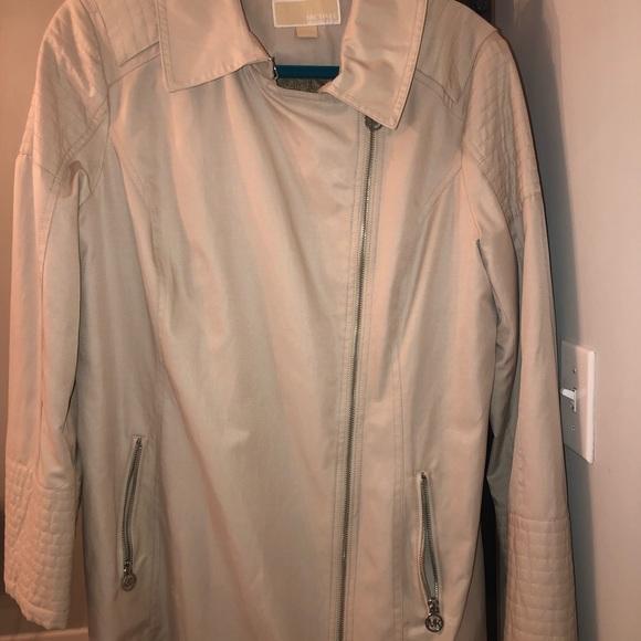Michael Kors Jackets & Blazers - Michael Kors tan jacket